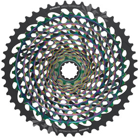 SRAM XG-1299 Eagle Cassette 12-speed rainbow